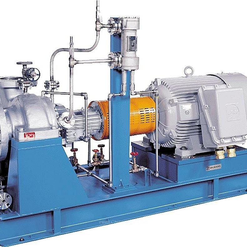 End_suction_centrifugal_pump_Business819