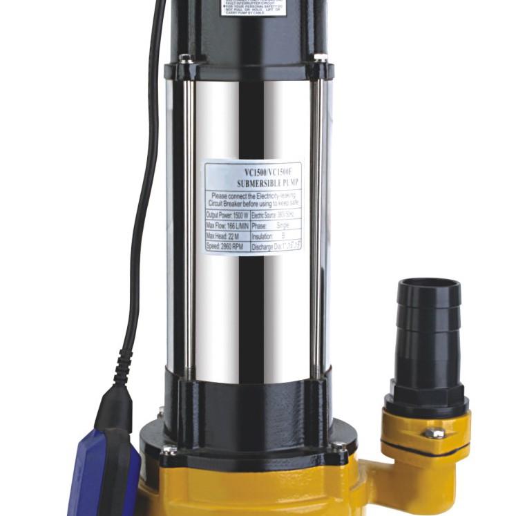 pumpsSubmersible